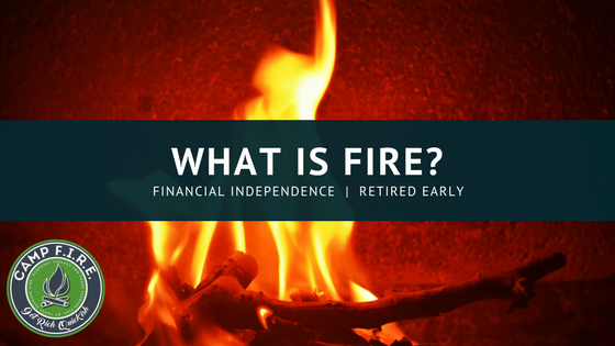 What is FIRE and how does it work?