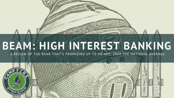 BEAM High Interest Banking