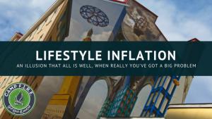 avoid lifestyle inflation