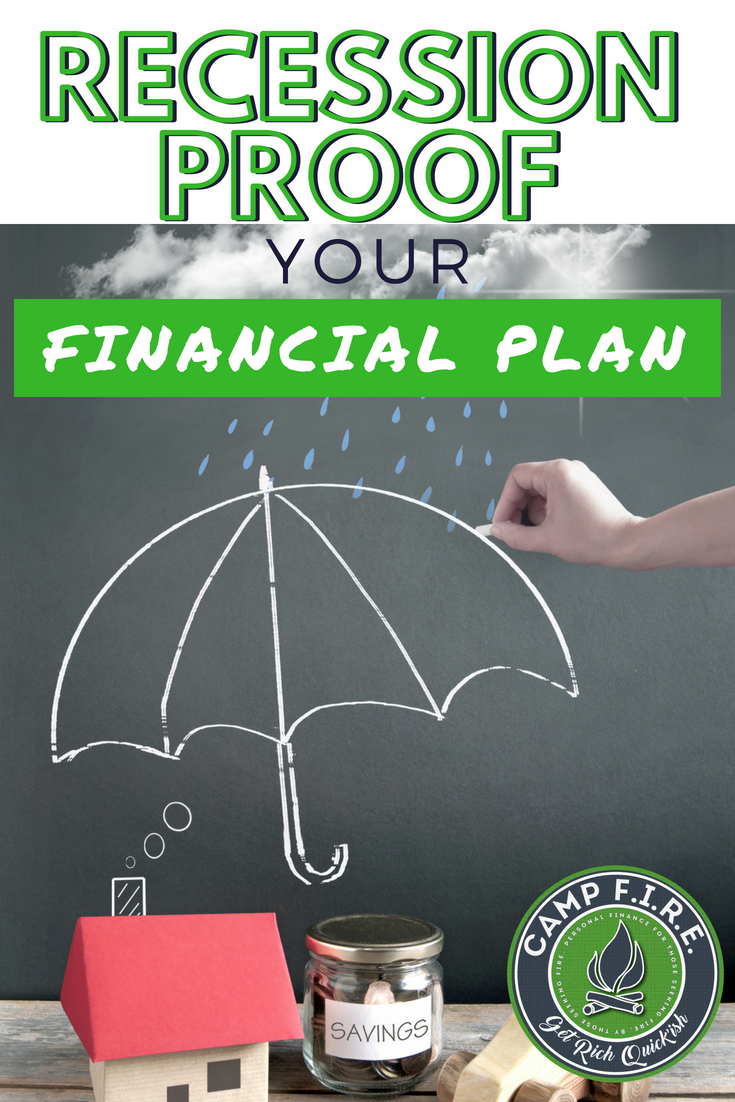 Recession proof your financial plan