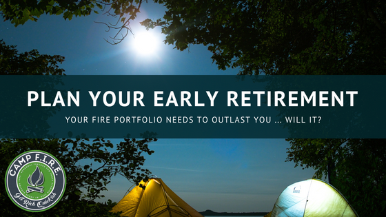 Early Retirement is the ultimate goal of anyone seeking FIRE