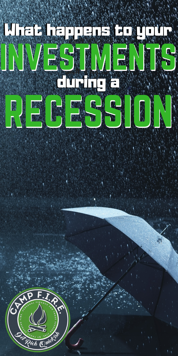 Investing during a recession is psychologically hard, but you can prepare now to make things easier. Review these tips to protect your #investments from the next #stockmarket crash