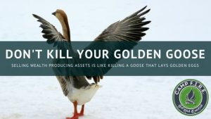 Killing the Golden Goose