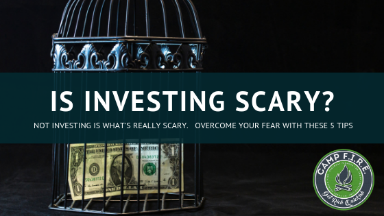 Overcome your fear of investing