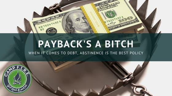 Payback is a bitch