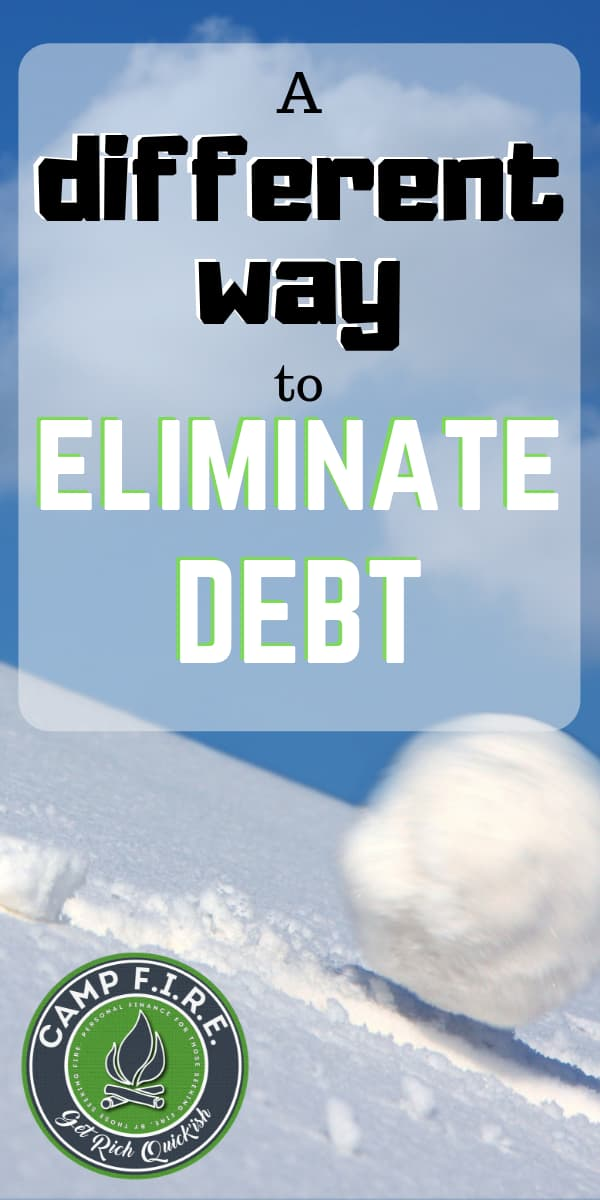 Two popular debt elimination strategies include attacking the highest interest rate or lowest balance first. I like a third plan better: Make It Personal.