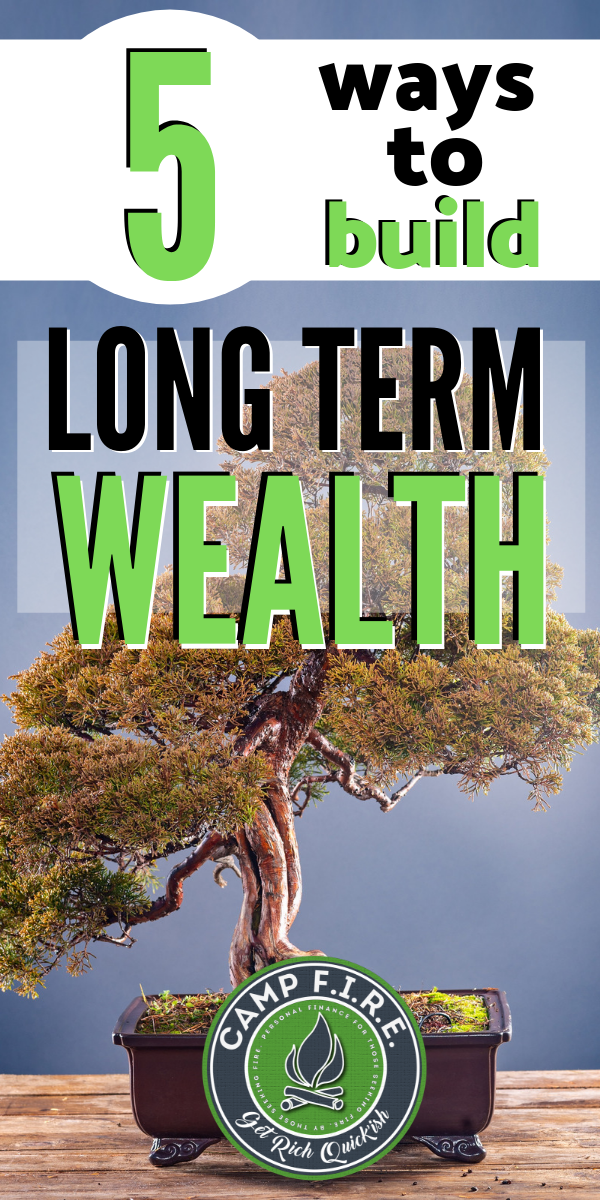 Building long #term wealth is the cornerstone of the #FIRE movement, but it takes more than cutting back how much you spend on #groceries to get there