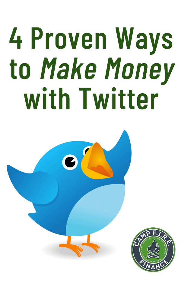 4 proven ways to make money with Twitter