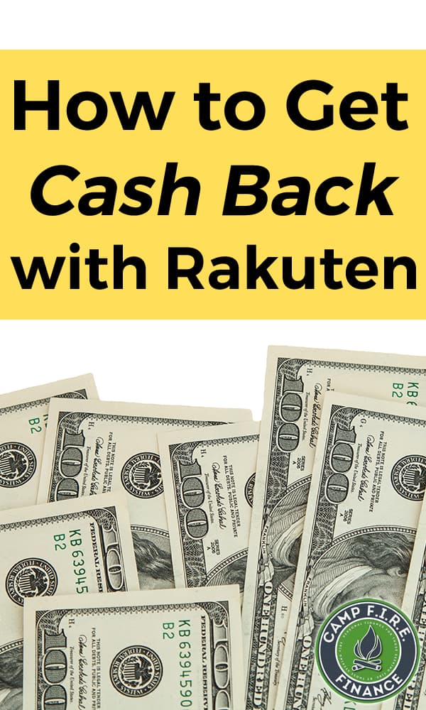 How to get cashback with Rakuten