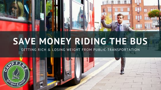 Save money riding the bus