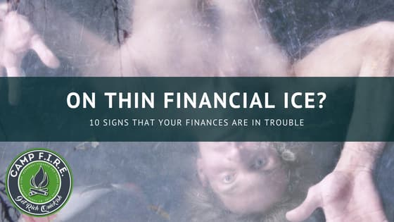 Thin Financial Ice